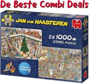 De beste combi deals jan van haasteren - www.LuxeTentHuren.nl